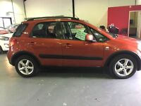 Suzuki SX4,,,,all major credit or debit cards accepted