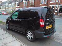 Ford TRANSIT COURIER 2014 64 9.5k as new condition