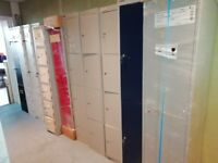 ***UNIVERSAL STORAGE PERSONAL LOCKERS - FROM £70.00+VAT***