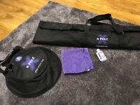 X-Pole Xpert 45mm - complete kit