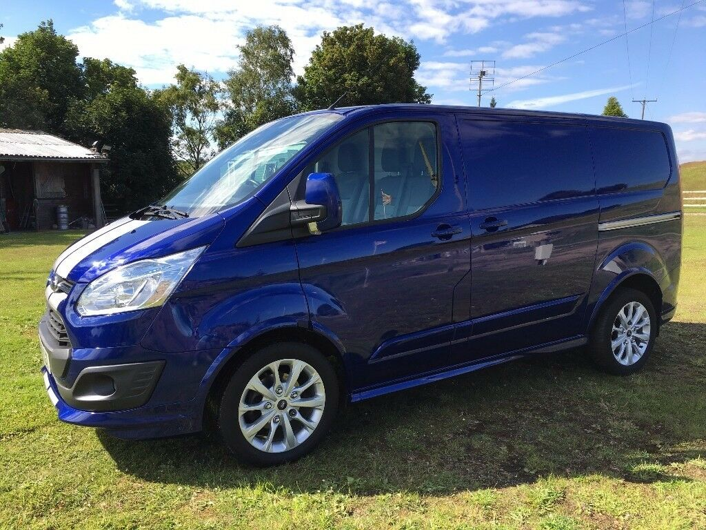 2015 65 ford transit custom sport 290 2 2 tdci 155ps l1h1 high spec no vat in rowlands. Black Bedroom Furniture Sets. Home Design Ideas