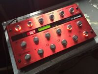 TC Electronic G System Limited Edition Red. Boxed with manual