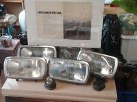 Headlamps for Ford Capri