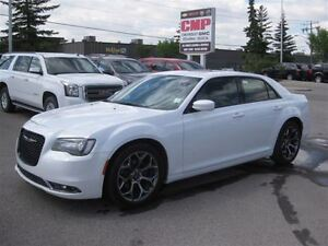 2015 Chrysler 300 S-AUTO-AIR-LEATHER-SUNROOF-NAV