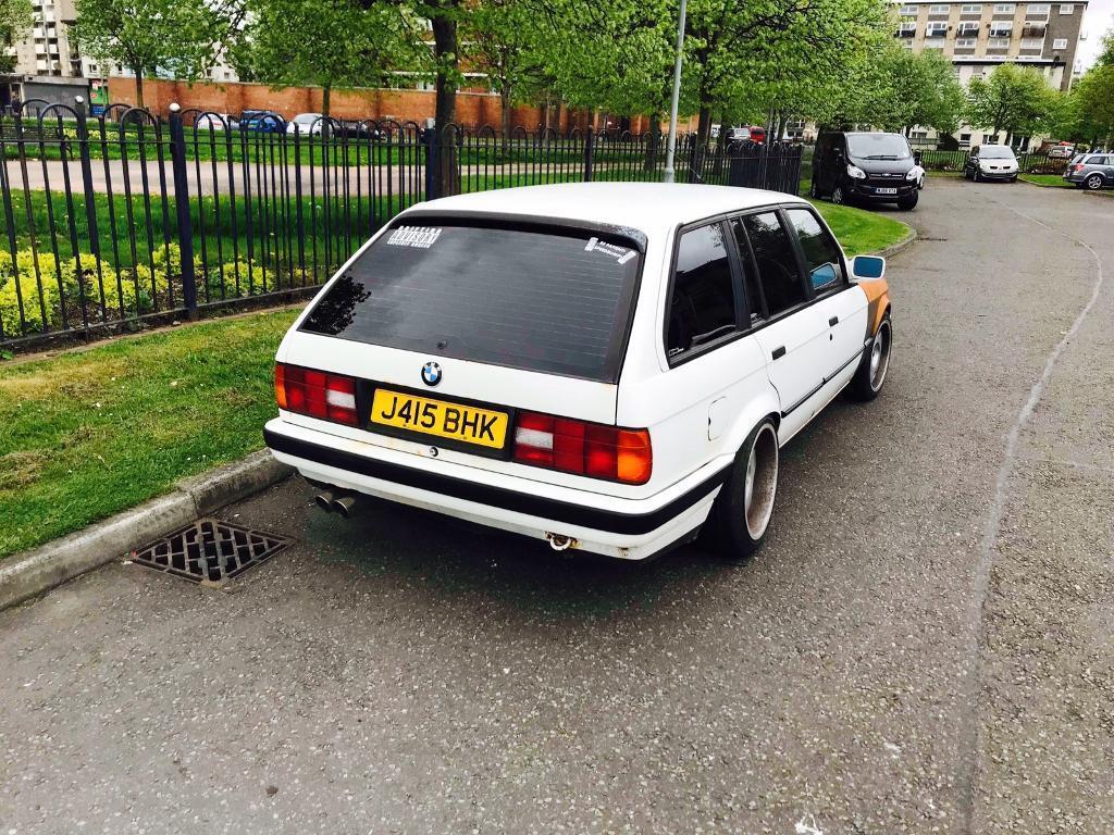 BMW E30 M52b28 conversion Drift track car   in Muirhouse, Edinburgh    Gumtree