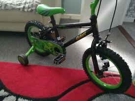 Kids apollo claws bike