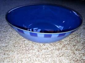"Extra Large Denby Reflex Fruit , Pasta, Salad Bowl 12"" Diameter"