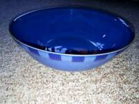 "Extra Large Denby Reflex Fruit , Pasta, Salad Bowl 12"" Diameter"
