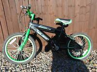 18in Boys Bike