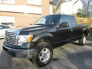 2010 Ford F-150 XLT, Ext Cab, 4x4, 5.4L V8, Financing Available!