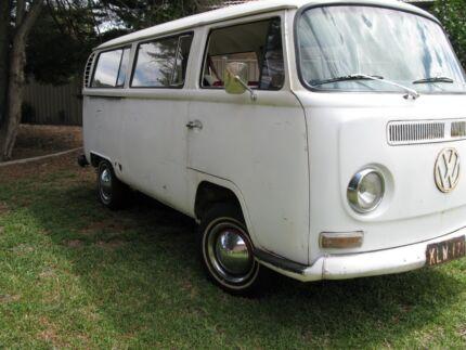 1970 Volkswagen Kombi Microbus Melbourne CBD Melbourne City Preview