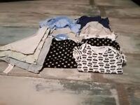 Baby Boy Clothing Bundle 6-9months