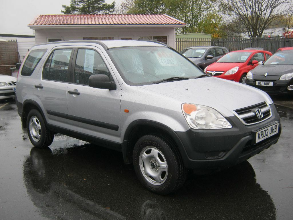 honda crv v tec se 4x4 2002 2 owners 11 months mot sold. Black Bedroom Furniture Sets. Home Design Ideas