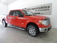 2011 Ford F-150 XLT ECOBOOST XTR FIRE FIGHTER EDITION