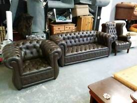 Chesterfield full button suite