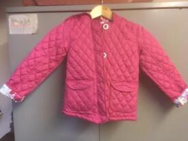 Girls padded jacket