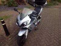 Honda cbr600f 2001 for SPARES ONLY
