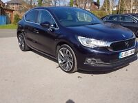 2015 Citroen DS4 2.0 BlueHDi Prestige 5dr (start/stop) Diesel Manual Hatchback