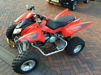 Apache 320 Rlx Road Legal Quad Bike