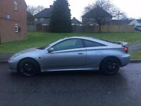 2001 TOYOTA CELICA 1.8 VVTI 190BHP OETROL MANUAL MUST SEE BARGAIN
