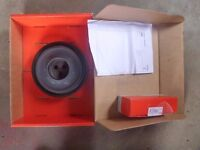2.4 Tdci Ford transit 2006-2011 Front crankshaft damper pulley