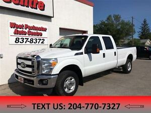 2012 Ford F-350 XLT - 8 FOOT BOX CREW