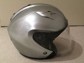 Helmet - Brand HJC - Model IS 33 Grey. Excellent condition