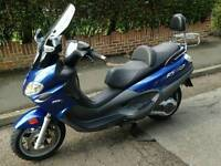 500cc scooter