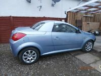 vaxhall tigra accident damaged for sale