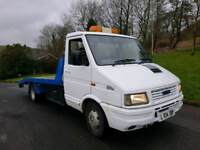 Iveco recovery lorry tested to june