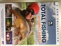 Total Fishing with MATT HAYES
