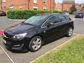 2014 Vauxhall Astra SRI CDTi Ecoflex Diesel 2.0l FSH, 12 months MOT