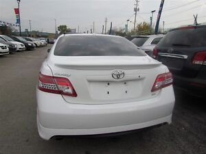 2011 Toyota Camry SE   LEATHER   ROOF   HEATED SEATS   1OWNER London Ontario image 6