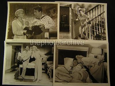 1948 Penny Singleton Arthur Lake Blondies Secret VINTAGE 4 Movie PHOTO LOT 759C