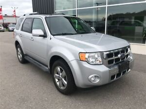 2009 Ford Escape Limited 3.0L, Heated Leather Seats, Bluetooth