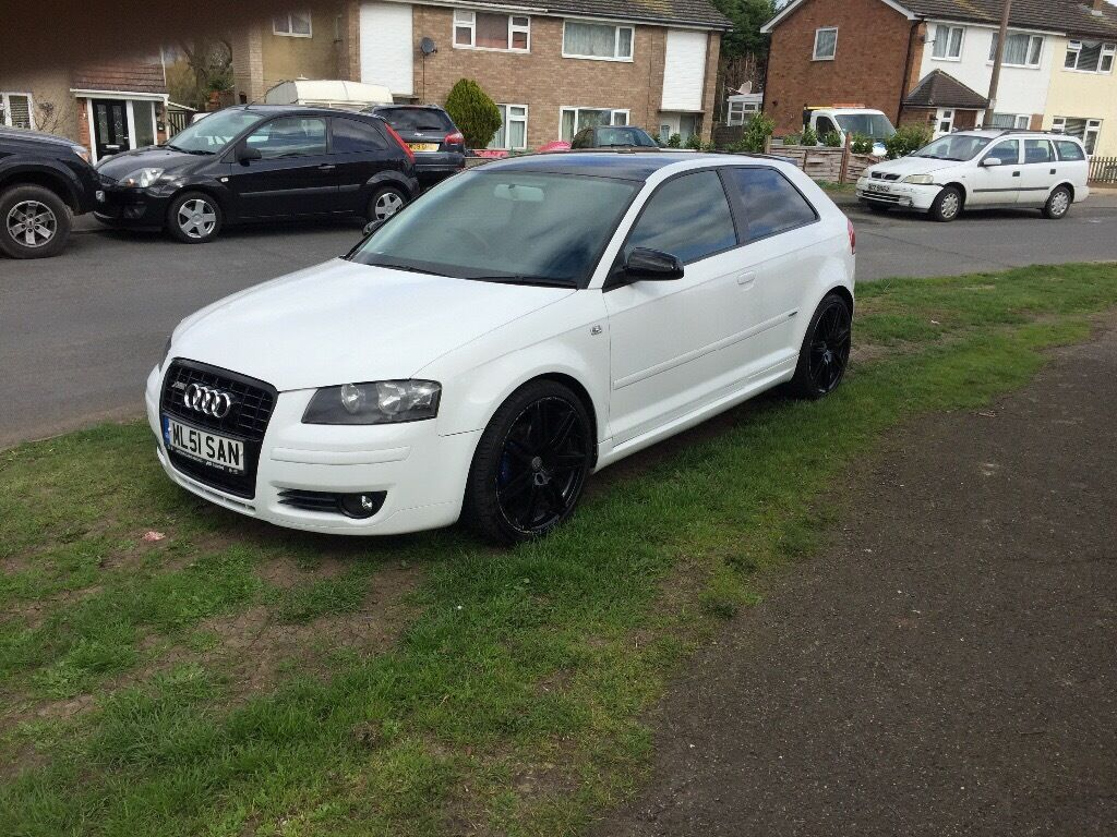 Audi a3 hatchback model years
