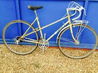Claude Butler reynolds 531 frame In beautiful vintage condition