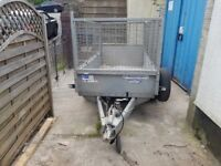 Ifor Williams Trailer 8ft x 4ft