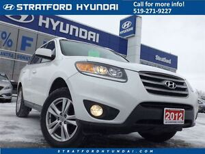 2012 Hyundai Santa Fe GL 2.4 Premium | SUNROOF | HEATED SEATS |