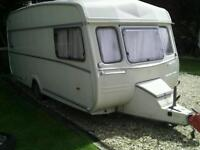 Caravan 16ft with awnings