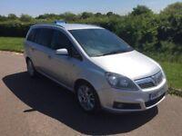 2008 Vauxhall Zafira 1.9 CDTi Design - Automatic/Diesel/Low Mileage/Full Service History