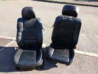 BMW 3 Series Coupe E46 Leather Seats - Memory Electric 325Ci