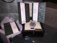 Audemars Piguet Ap diamonds iced out with box and papers