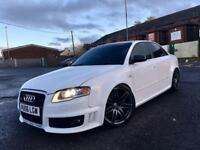 2006 AUDI RS4 4.2 QUATTRO 4WD SALOON TOP SPEC IMMACULATE CONDITION PX/SWAP S3 GTD GOLF R C63 M135I !