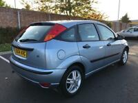 FORD FOCUS 1.6 AUTOMATIC LOW MILEAGE 12 MONTHS MOT
