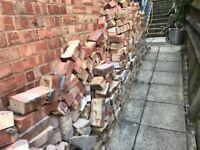 Bricks - old imperial flettons 300