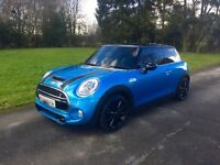 Mini Cooper SD 3dr 2016 Sports hatch, tinted windows, carbon bonnet scoop, heated seats