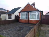 2 Bedroom bungalow in Rushey Mead (Prime Location) for working professional couple/family