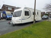 Bailey Pageant Champagne Touring Caravan