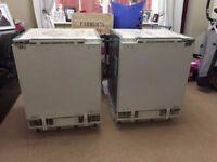 Neff Built In Integrated Freezer